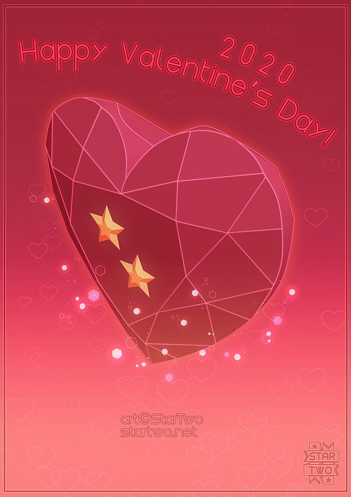Valentinesday2020_StarTwo